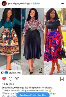 healthy living quotes motivational messages without women Classy Business Outfits, Classy Outfits, Chic Outfits, Fashion Outfits, African Fashion Dresses, African Dress, Curvy Fashion, Modest Fashion, Cute Church Outfits