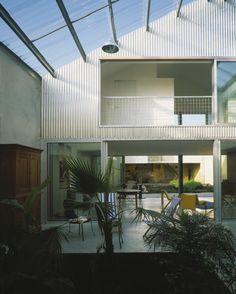 Lacaton & Vassal + Frédéric Druot | Maison Bordeaux — lacatonvassal.com | #architecture #CAB #ChicagoArchitectureBiennial