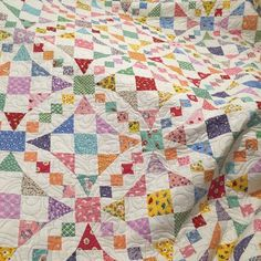 Emily's Wedding Quilt Pattern fm Fons&Porter by wesing on Quilting Board