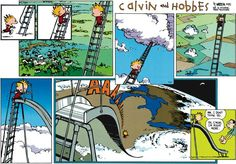 Calvin and Hobbes Comic Strip, July 15, 2012 on GoComics.com