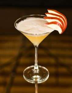 Apple Gin Cocktail