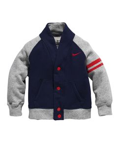 Baseball Jacket - from H&M | Zayden | Pinterest | Baby baseball ...