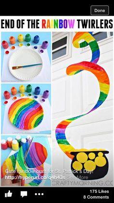 Rainbow/potofgold