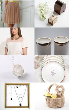 Engagement Gift Guide,etsy treasury