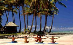 Bora fazer #Yoga em #Itacaré? #ferias #viagens #Brasil