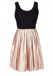 Rose Ballerina Dress
