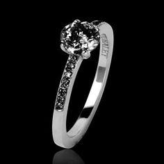 bague diamant coulissant