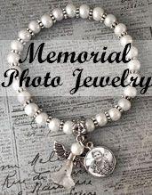 Memorial Photo Jewelry