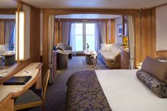 Seabourn Balcony suite