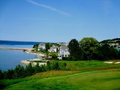 "Bay Harbor Golf Club has been called ""the Pebble Beach of the Midwest."" (Ed Schmidt/Golf Advisor)"