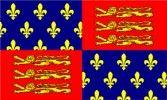 King Edward 111 Flag