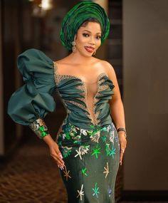 African Lace Styles, African Wedding Dress, Latest African Fashion Dresses, African Dresses For Women, African Attire, Ankara Fashion, Diy Belt For Dresses, Glam Dresses, Elegant Dresses