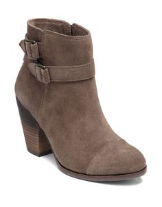 Shoes | Booties & Shooties | Hasia Suede Ankle Boots | Lord and Taylor