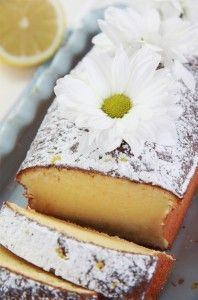 Recipes cake lemon 54 ideas for 2019 Lemon Recipes, Sweet Recipes, Cake Recipes, Dessert Recipes, Sweet Bread, Let Them Eat Cake, Yummy Cakes, Mexican Food Recipes, Cupcake Cakes