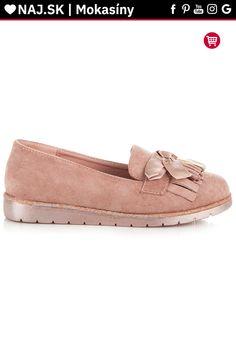 Semišové ružové mokasíny Seastar Moccasins, Tommy Hilfiger, Gucci, Flats, Shoes, Fashion, Penny Loafers, Loafers & Slip Ons, Moda