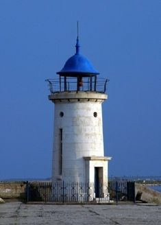 Mangalia Northeast Breakwater Light, Romania