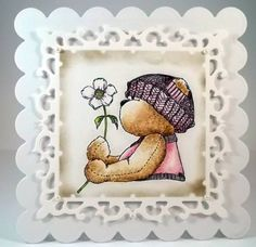 fleur de lis teddy