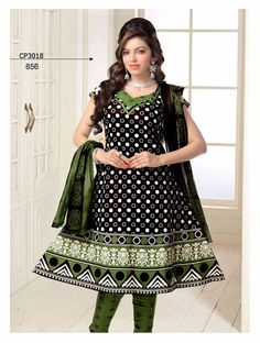 Latest Fashionable simple salwar kameez Wholesaler,Supplier,Exporter,Stockist and Manufacturer,Bollywood Celebrity Replica Anarkali Suit Dress materials,Readymade Designer Punjabi Wedding collection,Casual Printed Long Cotton exclusive party wear,best price sale tradditional indian womens clothes Churidar Suits, Anarkali Suits, Salwar Kameez, Suit Fabric, Bollywood Celebrities, Cotton Style, Cotton Dresses, Party Wear, Fashion Outfits