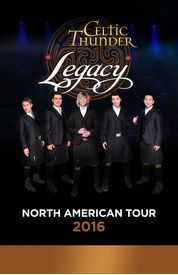 The Celtic Thunder Legacy performance begins at the Hippodrome at 8pm! Get tickets here: http://baltimore.broadway.com/shows/celtic-thunder-legacy/