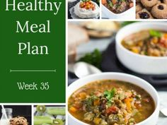 Healthy Weekly Meal Plan - Week Our healthy eating plan this week takes a quick trip around the globe. Try delicious Greek pasta, fish curry, baked gnocchi, turkey chili or pork chops. Easy Dinner Recipes, Easy Meals, Healthy Weekly Meal Plan, Real Food Recipes, Healthy Recipes, Cooking Recipes, Homemade Spices, Fish Curry, Meals For The Week
