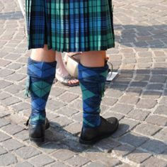 Sew a kilt for your son in a few simple steps.