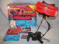 Nintendo Virtual Boy   Video Game Console Library