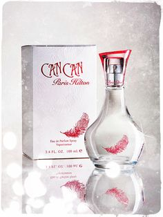 Paris Hilton perfume Can Can  my favorite <3 xoxoxo