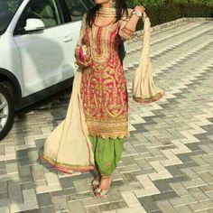 Super hitt design available on tabby silk Price 6500 for unstiched suit We can make any size To buy this call or msg on whatsapp +918400060006 We deliver worldwide