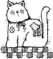 cat coloring page Cat Coloring Page, Coloring For Kids, Coloring Books, Coloring Pages, Fall Coloring, Colouring, Arte Country, Pintura Country, Cat Template