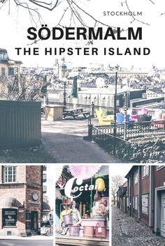Södermalm Guide: The Hipster Island of Stockholm - Reisen - Travel Norway Travel Guide, Denmark Travel, Finland Travel, Voyage Suede, Stockholm Travel, Stockholm Shopping, Lofoten Islands Norway, Bon Plan Voyage, Visit Sweden