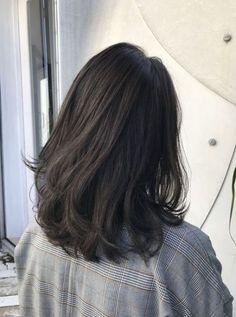 64 Ideas Hair Styles For Medium Length Hair Tutorial Coiffures For 2019 Medium Length Hair Straight, Medium Hair Cuts, Short Hair Cuts, Haircut Medium, Haircut Short, Short Pixie, Haircut Styles, Thick Hair Styles Medium, Straight Cut