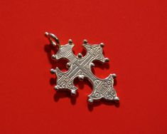 Christian Jewerly-Orthodox Cross-Sterling by ChristianArtDesign