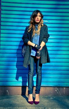 The Marcy Stop: Hey Chambray!