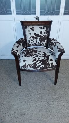 1939 chair reupholstered