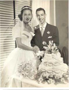 1951 Tacoma, Washington newlyweds