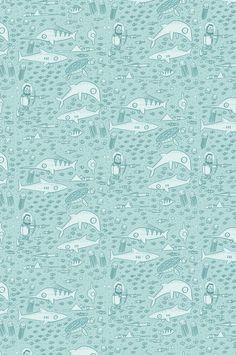 Ocean+Pattern+colour+small.jpg (1062×1600)