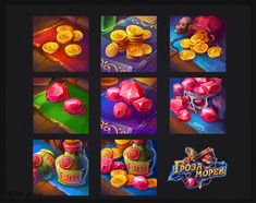 "Check out this @Behance project: ""Icons and Items for Pirates game"" https://www.behance.net/gallery/43161345/Icons-and-Items-for-Pirates-game"