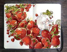 .: Strawberry Avalanche by Picolo-kun on DeviantArt