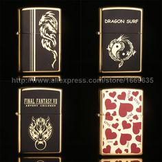 Find More Lighters Information about New Dragon / Love Pattern Metal Smooth Kerosene Oil Cigarette Cigar Windproof Classical Vintage Lighter Refillable,High Quality vintage cigarette lighter,China vintage world Suppliers, Cheap cigarette case lighter for sale from Riky_mall on Aliexpress.com