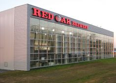 Red Oak Brewery - Terrific German style beers - Whitsett, NC - West of Raleigh/Durham on Rt. 40/ I-85