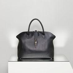 TULIPE bag in textured calf leather - G26D231.I4 - Golden Goose