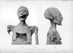 Akhenaten And Nefertiti Elongated Skulls | Akhenaten's elongated skull - Greater Ancestors