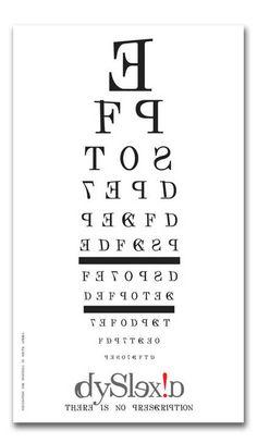 Dyslexia Font by Kate Butcher, via Behance