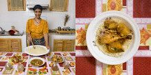 Delicatessen With Love by Gabriele Galimberti. Grandmothers cook their favourite dishes