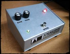 Analog Outfitters 122 Leslie Preamp | Reverb