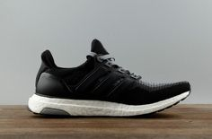 29cde408e79ec1 New Authentic Adidas Ultra Boost 2.0 Black Grey AQ400 Real Boost for Online  Sale 01 03