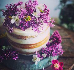 Kitchen tea cake idea