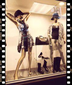 #Vitrina #Damas #Juvenil 2do.Piso #Moda #Casual