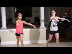A La Secondes Drills from Just For Kix - YouTube