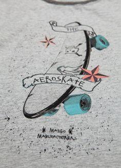 NIEUW! Aero shoes T-shirt